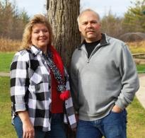 Liz and Dennis 4-28-2016