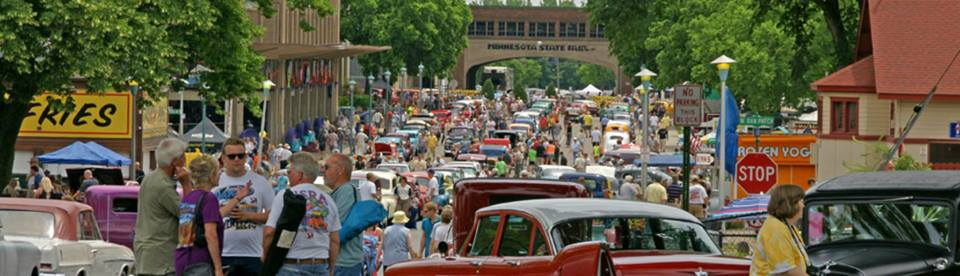 MSRA Back To The 50's Weekend