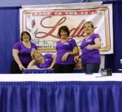 Ladies Showcase Committee photo